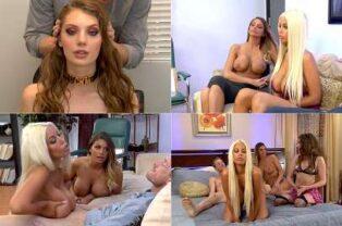 Brooklyn Chase, Elena Koshka, Ella Knox – Hypnosis Fetish HD 720p