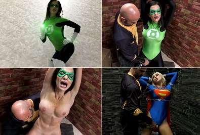 limp - 0207 Black Adams Vengeance The Fall of Supergirl Green Lantern