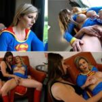 Cory's Super Heroine Adventures – Cory Chase, Ivy Rose in Super Gurl vs Pheromenia HD avi