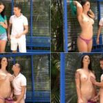 Amateur Boxxx – Johnny female controlled at the bus stop FullHD 1080p c4s