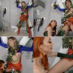 Comics Porn Kendra James – Poison Ivy controls Super Girl FullHD 1080p