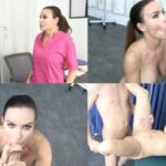 Primal Fetish Rion King, Diamond Foxx – Blackmailing The School Nurse HD wmv 2020