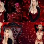 Emily Valentina in Queen of Hearts Full Frontal FullHD 1080p