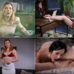 Ella Nova , Tina Lee Comet – Making Her Perfect Secretary FullHD 1080p c4s