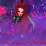 Poison Ivy Hypnotic Garden HD 720p